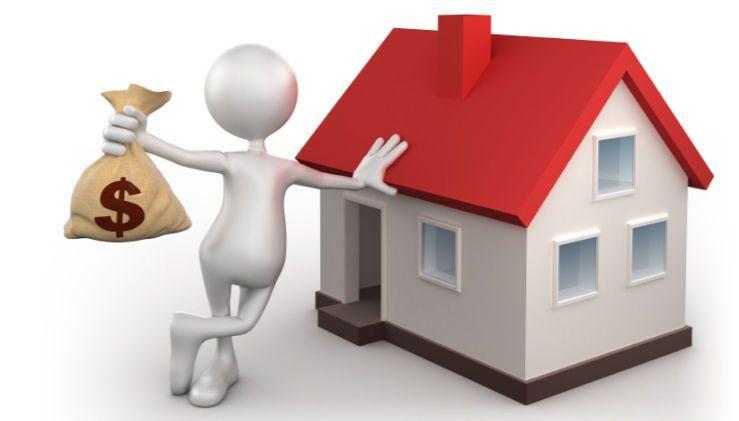 Имущество оформленное в ипотеку остается в залоге у банка