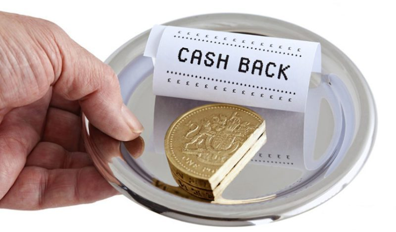 Основным минусом при пользовании золотой кредитной картой Сбербанка является отсутствие возврата части денег при покупке