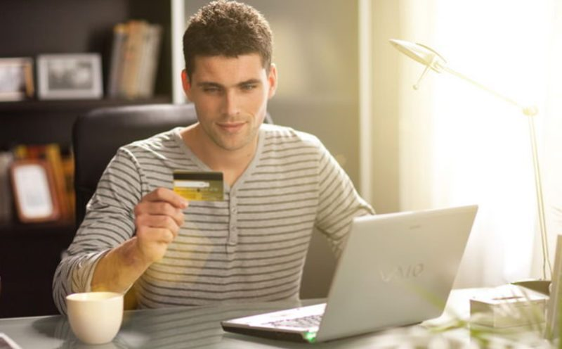 Оплатить ЖКХ можно онлайн, не выходя из дома, через интернет-банкинг