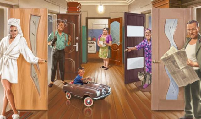 Ипотека на покупку комнаты в коммунальной квартире-какие банки; можно ли взять в ВТБ 24