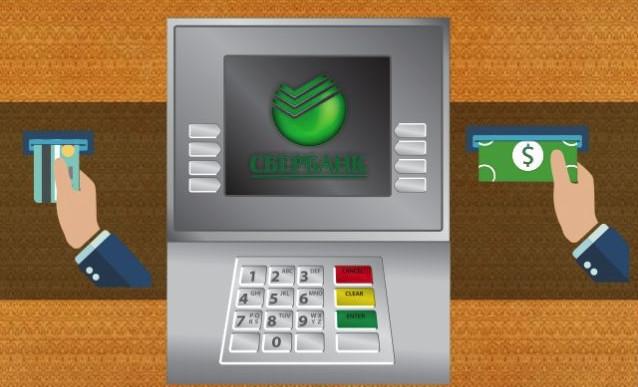 Лимит снятия наличных денег с карты Сбербанк через банкомат в 2017 году: в день, за сутки, за раз