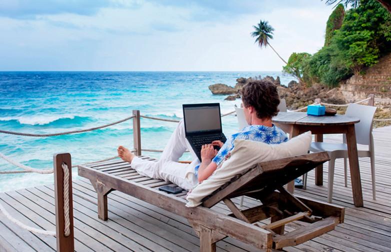Играть на бирже начинающим можно в  любом уголке мира, где есть интернет