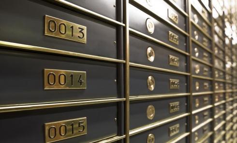 Аренда банковской ячейки в Сбербанке - цена