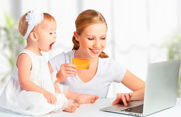 Карта ребенка, чаще всего является дубликатом банковской карты, оформленной на родителей или опекунов