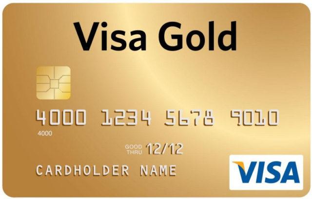 Visa Gold от Сбербанка: условия, преимущества, недостатки