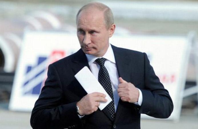 Какая зарплата у Путина в 2017 году: в месяц, в секунду