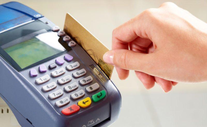 Терминал для оплаты банковской картой для ИП