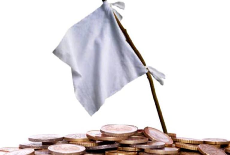 Благодаря закону о несостоятельности должник, имеющий более 500000 рублей долга перед кредиторами, имеет право объявить себя банкротом