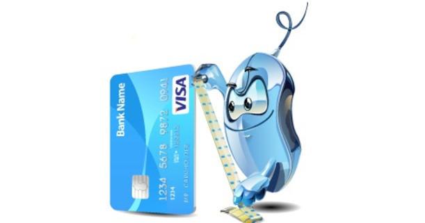 Как правило, для получения кредитного лимита на виртуальную карту Visa или MasterCard, необходимо наличие открытого счета в банке