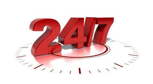И физическим лицам и бизнесу доступен звонок в службу поддержки банка круглосуточно, даже в праздники и выходные