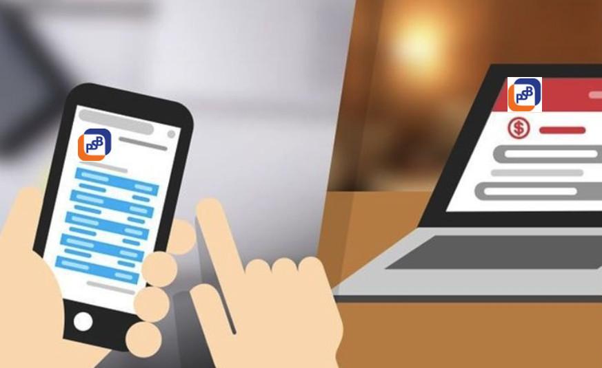 При наличии доступа в интернет держатель карты может проверить баланс через PSB-Retail с компьютера или PSB-Mobile на телефоне