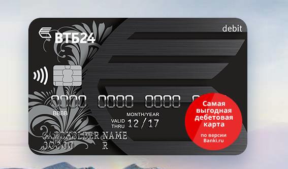 Зарплатная карта ВТБ 24: условия получения, стоимость обслуживания и тарифы на снятие наличных. Особенности подключения пакетов услуг: золотой, платиновый, премиальный.