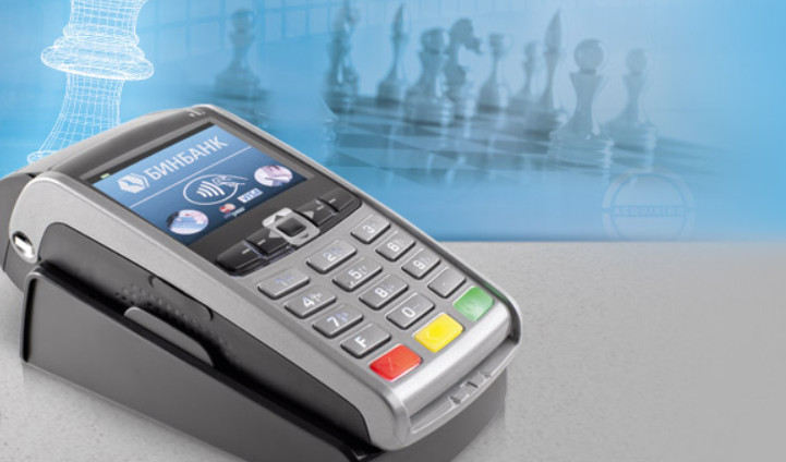 Банк предоставляет возможность приобрести оборудование, необходимое для работы торгового эквайринга в рассрочку